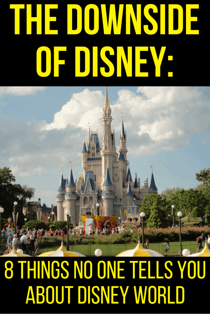Disney World is a fantastic place to visit, but there are some things you should be aware of when planning your vacation there. #disney #disneyworld #vacation #wdw #disneyland