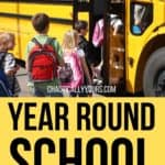 year round school pin image