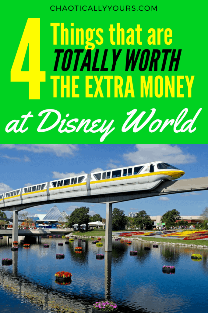 These splurges at Disney World are all totally worth the extra money!