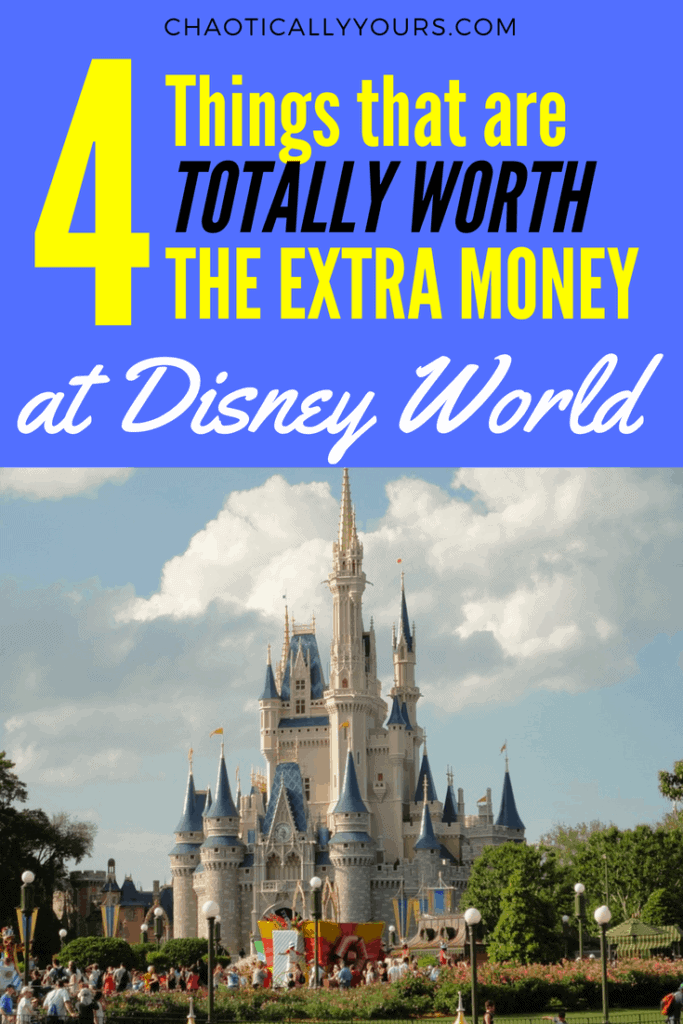Have the best Disney Vacation Ever with these four experiences!