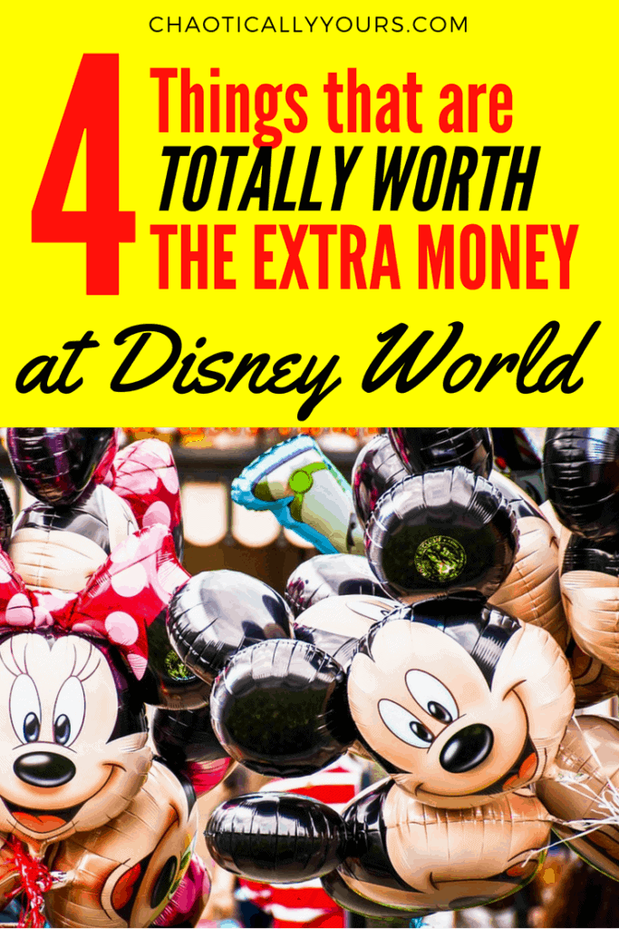 Save at Disney World by only doing the extra activities that are worth it!