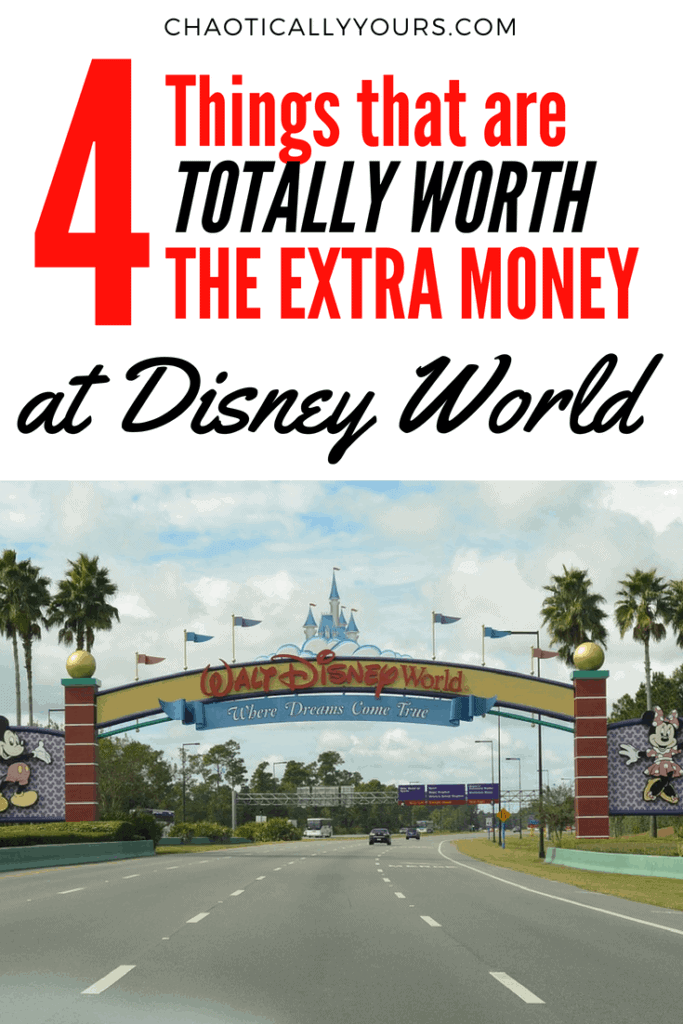 Add these experiences to your Disney Vacation! They're worth every penny!