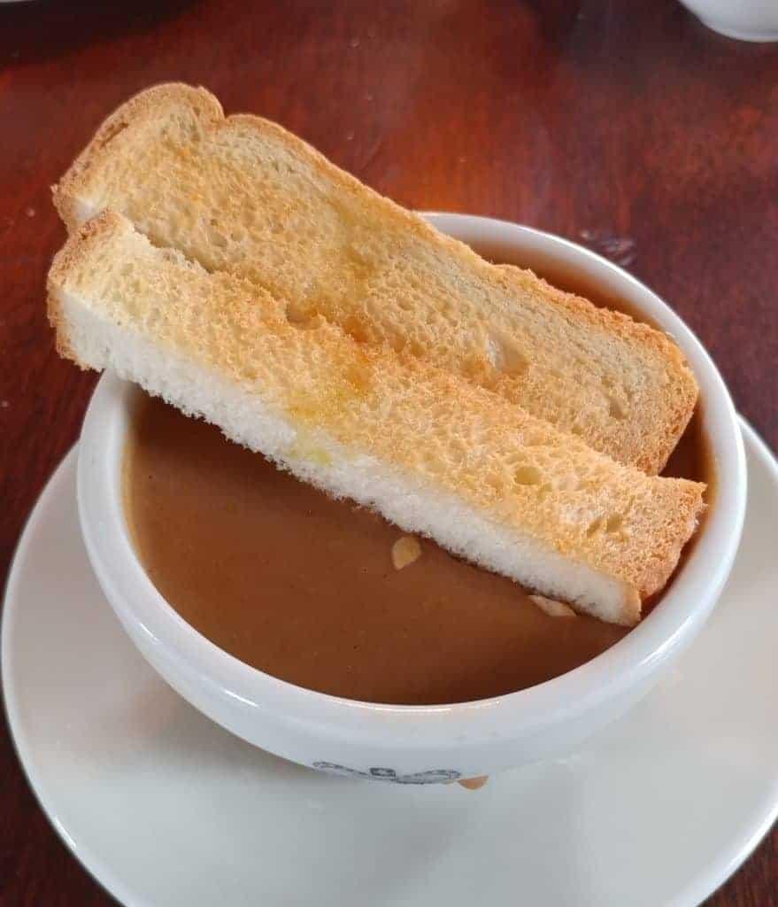 Colonial Williamsburg: the signature Peanut Soup