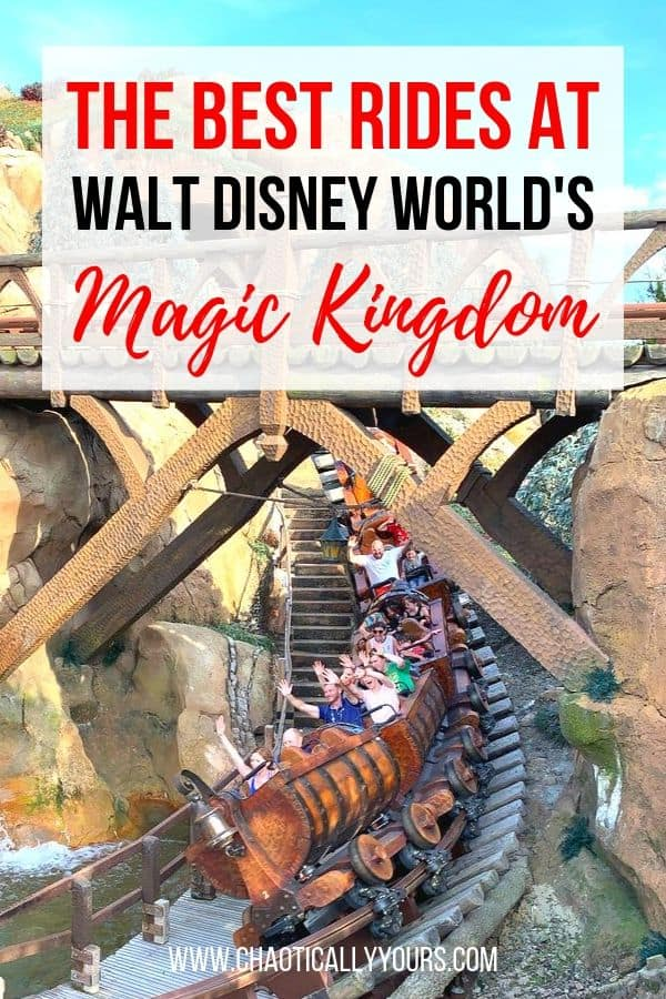 Best RIdes of Walt Disney World's Magic Kingdom