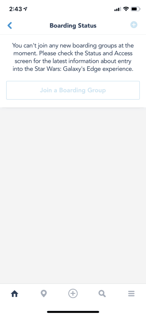 Locked Out Boarding Group Screenshot