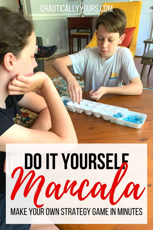 DIY Mancala Pin Image