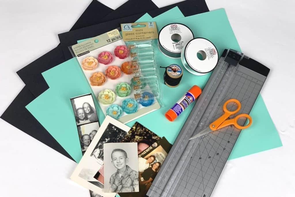 explosion box supplies