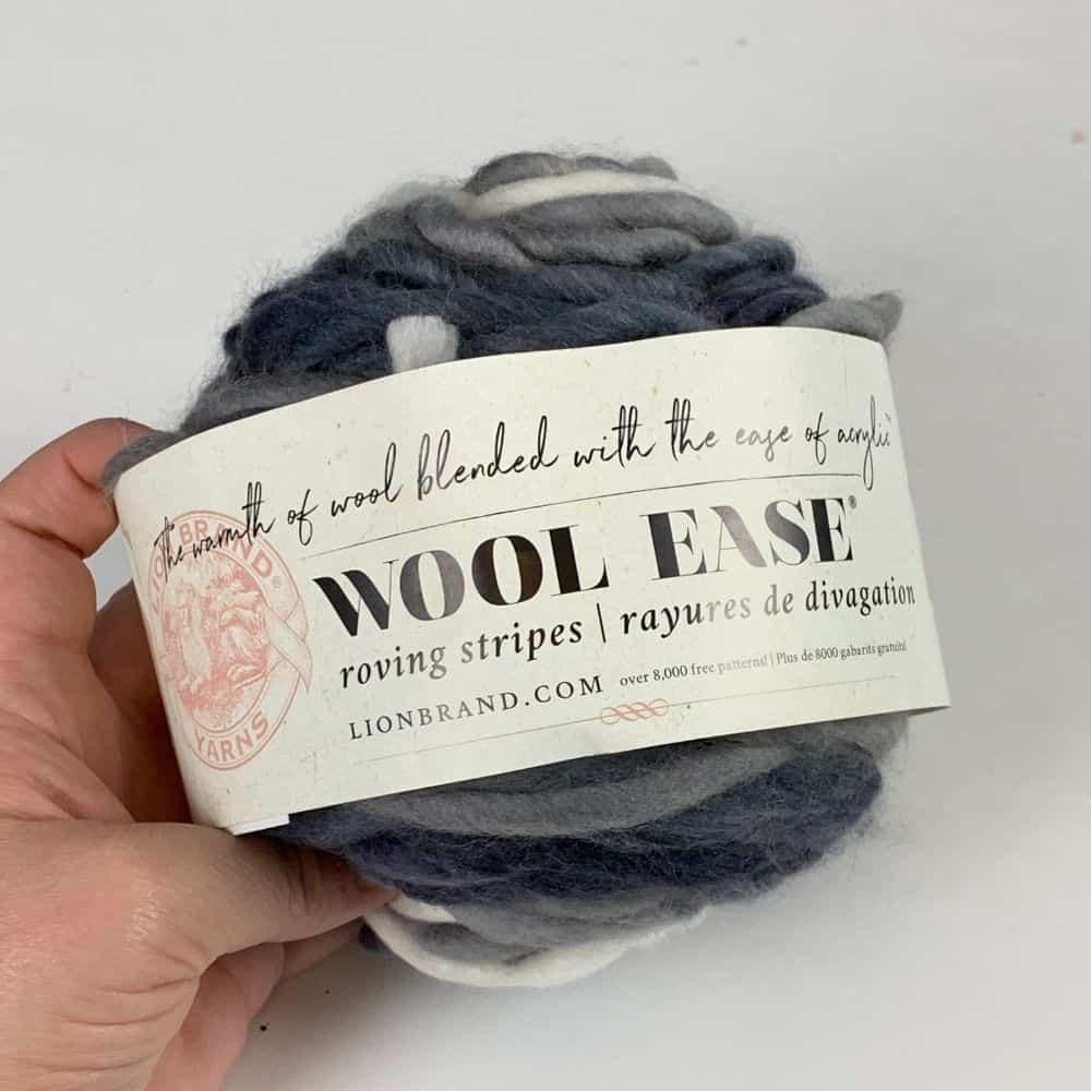wool yarn for gnome beards