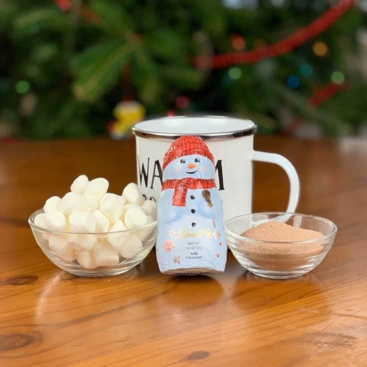 hot chocolate bomb supplies