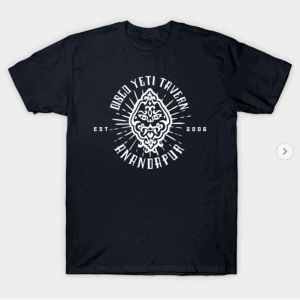 expedition everest t-shirt