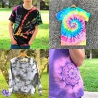 Tie Dye Projects