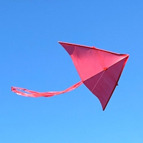 How to Make A Kite Two Ways:  Diamond or Delta