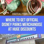 Disney Character Warehouse pin image