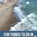 Fun things to do in Carolina Beach pin image