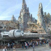 The Millenium Falcon at Walt Disney World